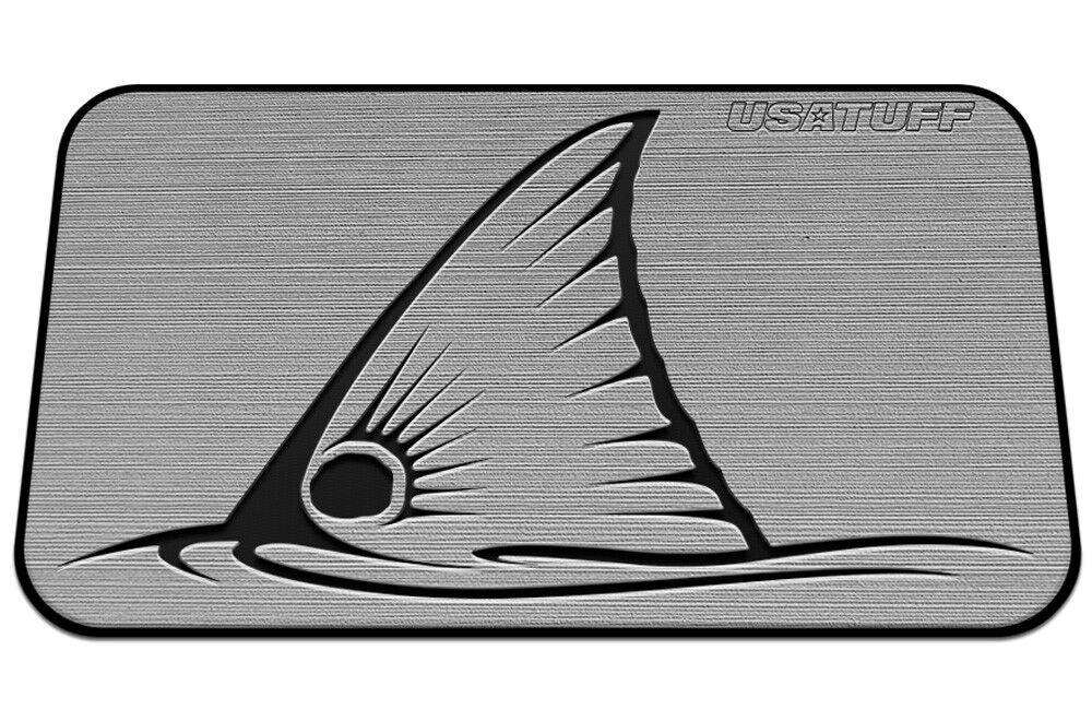 USATuff Cooler Pad for YETI 65qt - SeaDek Marine EVA Mat - G B - Top Fin