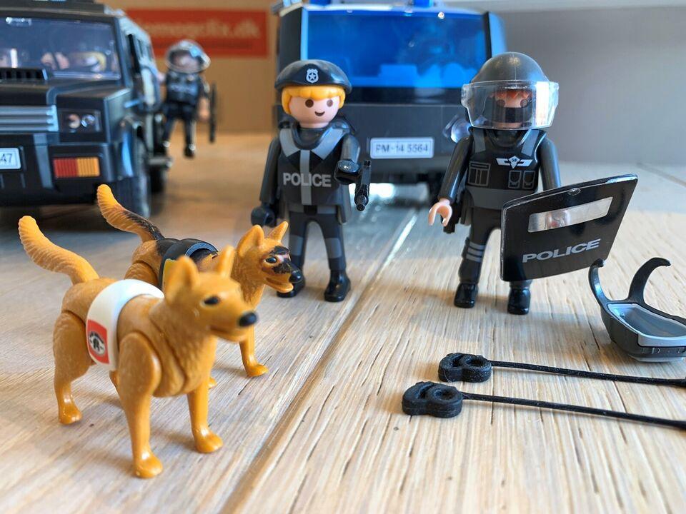 Playmobil, Specialstyrkerne, Playmobil