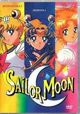 SAILOR MOON Complete Movies collection R, S, Super S 3 DVD box set ENGLISH DUB