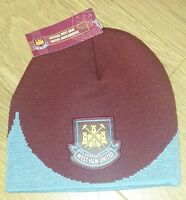West Ham United Football Club Wool Hat Whufc The Hammers London The Irons Whu