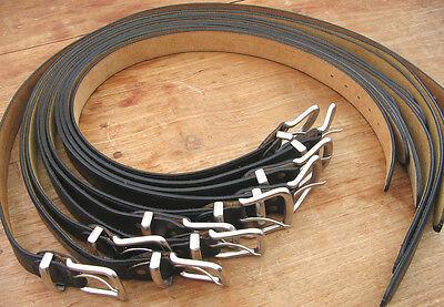 10 Stück Gürtelschnallen Metall 2-tlg. F. Gürtel Mit Schraubverschlüssen Top So Effektiv Wie Eine Fee
