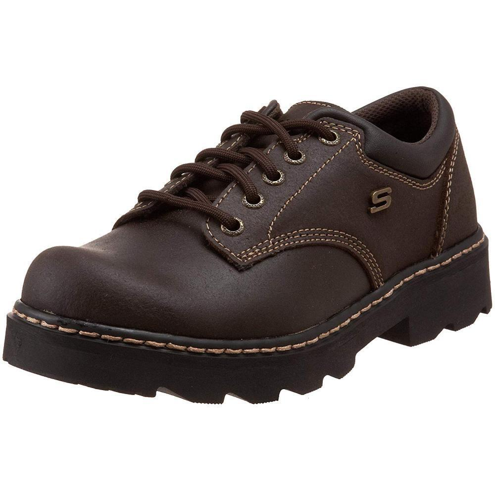 Skechers Wouomo Parties-Mate Oxford scarpe
