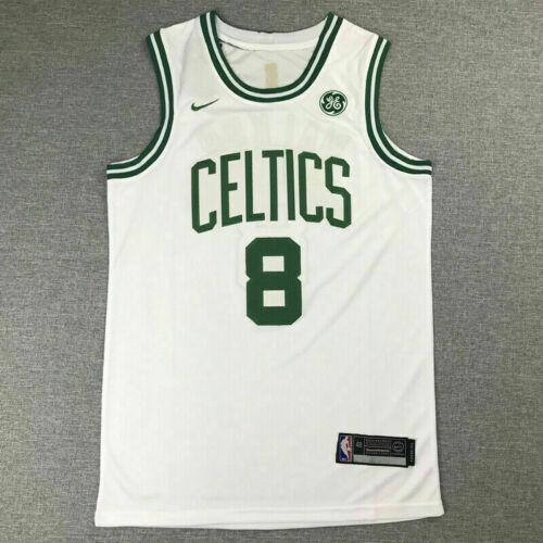 Classic Antoine Walker #8 Boston Celtics Men Basketball Trikots Stitched Weiß