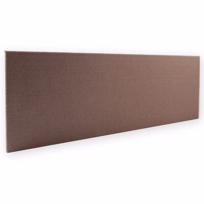 2x Extra Large Self Adhesive Furniture Felt Pads 450mm