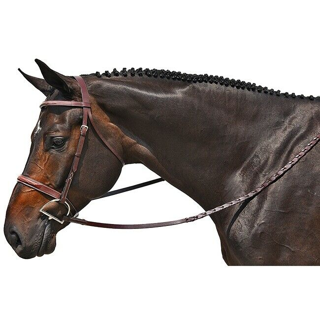 M. Toulouse Handy Hunter Snuffle Bridle