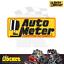 thumbnail 2 - Auto Meter Carbon Fiber 2-1/16 Water Temp Gauge 100-250°F - AU4737