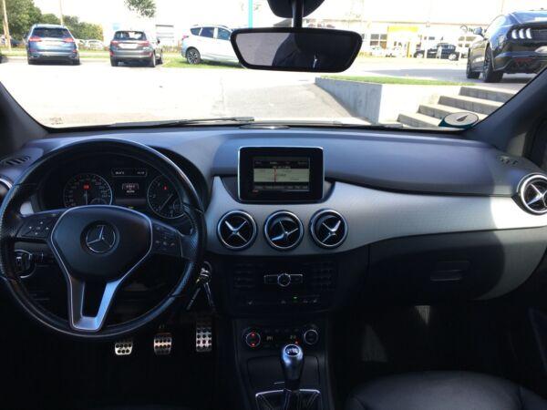 Mercedes B180 1,5 CDi billede 7