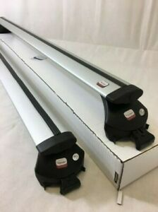 Roof Bars for Audi Q7 2006-2015 with Solid Flush Rails