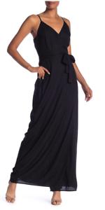 PAIGE Regina Maxi Dress, schwarz, Größe Small, NWT
