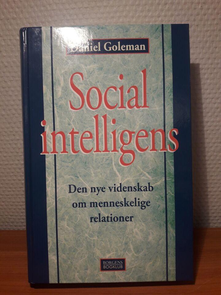 Social intelligens , emne: personlig udvikling