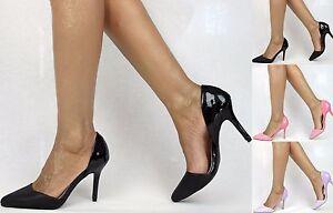 3f4239ae20dfcf Damenschuhe 36-41 NEU Lack High Heels Pumps Damen Schuhe Party ...