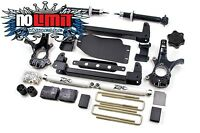 Chevy/gmc 4.5 Lift Kit 2007-13 1500 Pickup 4wd Zone Offroad C8