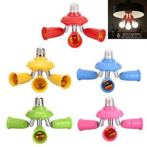 New-3-in-1-E27-to-E27-Lamp-Base-Socket-Splitter-LED-Light-Bulb-Adapter-Holder