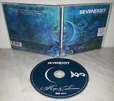 CD SEVENDUST - HOPE  & SORROW