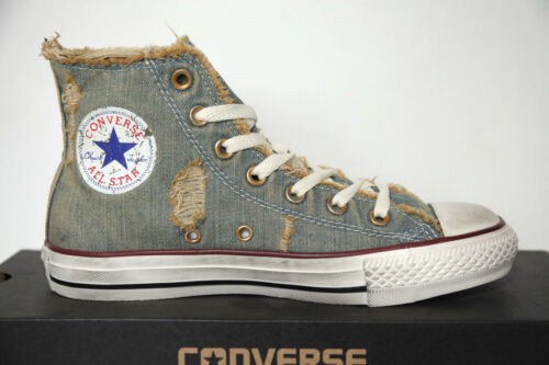 High Hi Chucks chiaro All Alta 123145 Star Denim blu Sneaker Top Schuhe Converse gwRWq4WP