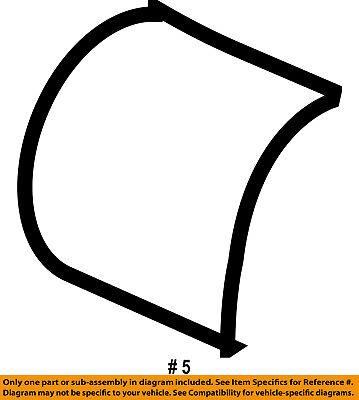 Mopar Part# 55077859AC Motor Windshield Wip