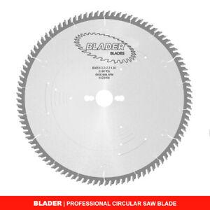 Lama Sega Circolare per Legno 250-300-350 mm SILENZIATA x Professionale | Blader