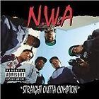 N.W.A - Straight Outta Compton (Parental Advisory, 2002)