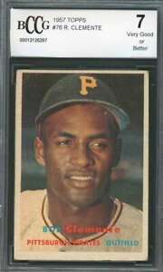 Roberto-Clemente-Card-1957-Topps-76-Pittsburgh-Pirates-BGS-BCCG-7