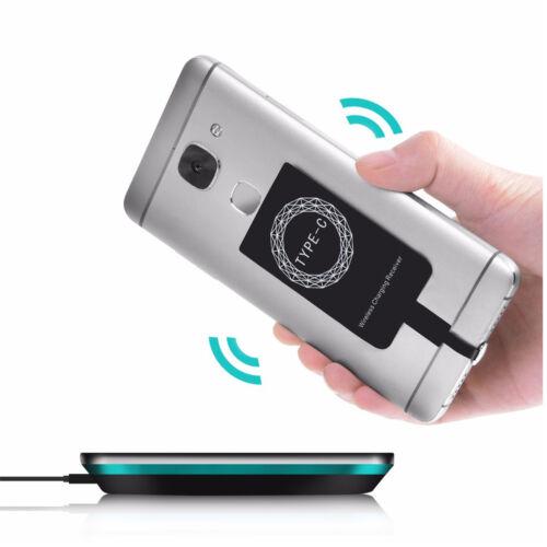 USB tipo C qi Wireless destinatarios adaptador cargador Charger para Gome k1
