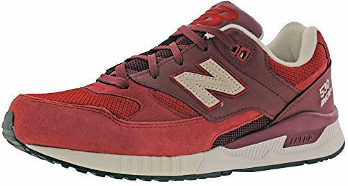 New Balance Men's Low Sneakers M530OXB Size 12  Red