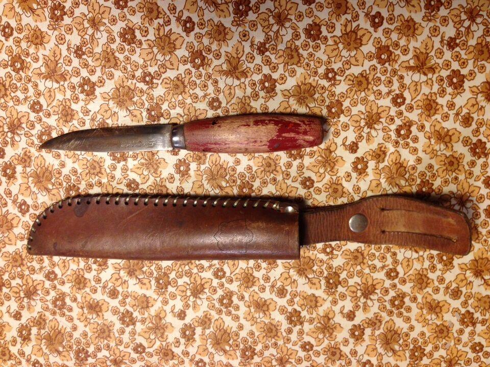 Jagtkniv, Folks