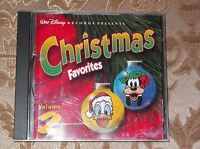 Christmas Favorites, Vol. 2 by Disney (CD, Sep-2001, Walt Disney)