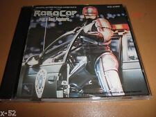 ROBOCOP 1 soundtrack CD Basil Poledouris SCORE ost DISC made in JAPAN