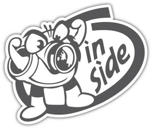 Gatorade Logo Sticker Car Bumper Decal 5/'/' or 6/'/' 3/'/'