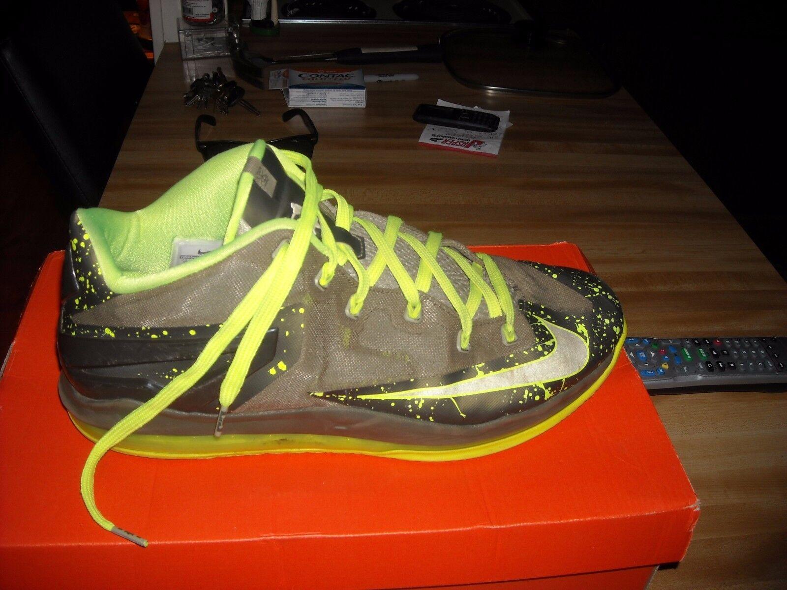Nike Lebron Xi Low Basketball Men's Shoes Size