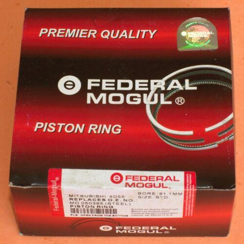 Federal Mogul Piston Ring Set Standard Size Fits Mitsubishi Non ...