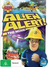 Fireman Sam - Alien Alert (DVD, 2016)