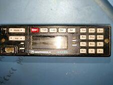 Genuine Motorola Astro Digital Vhf Uhf Remote Mount Radio Control Head