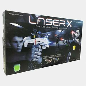 NEW Laser X Double Pack