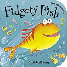 Good, Fidgety Fish, Galloway, Ruth, Book