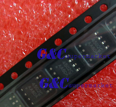 10PCS AF4502C 4502 SOP8 IC NEW GOOD QUALITY R2