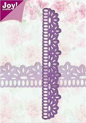 Crafts 6002//0272 New Dance to the MUSIC BORDER Die Craft Die Cutting Die Joy