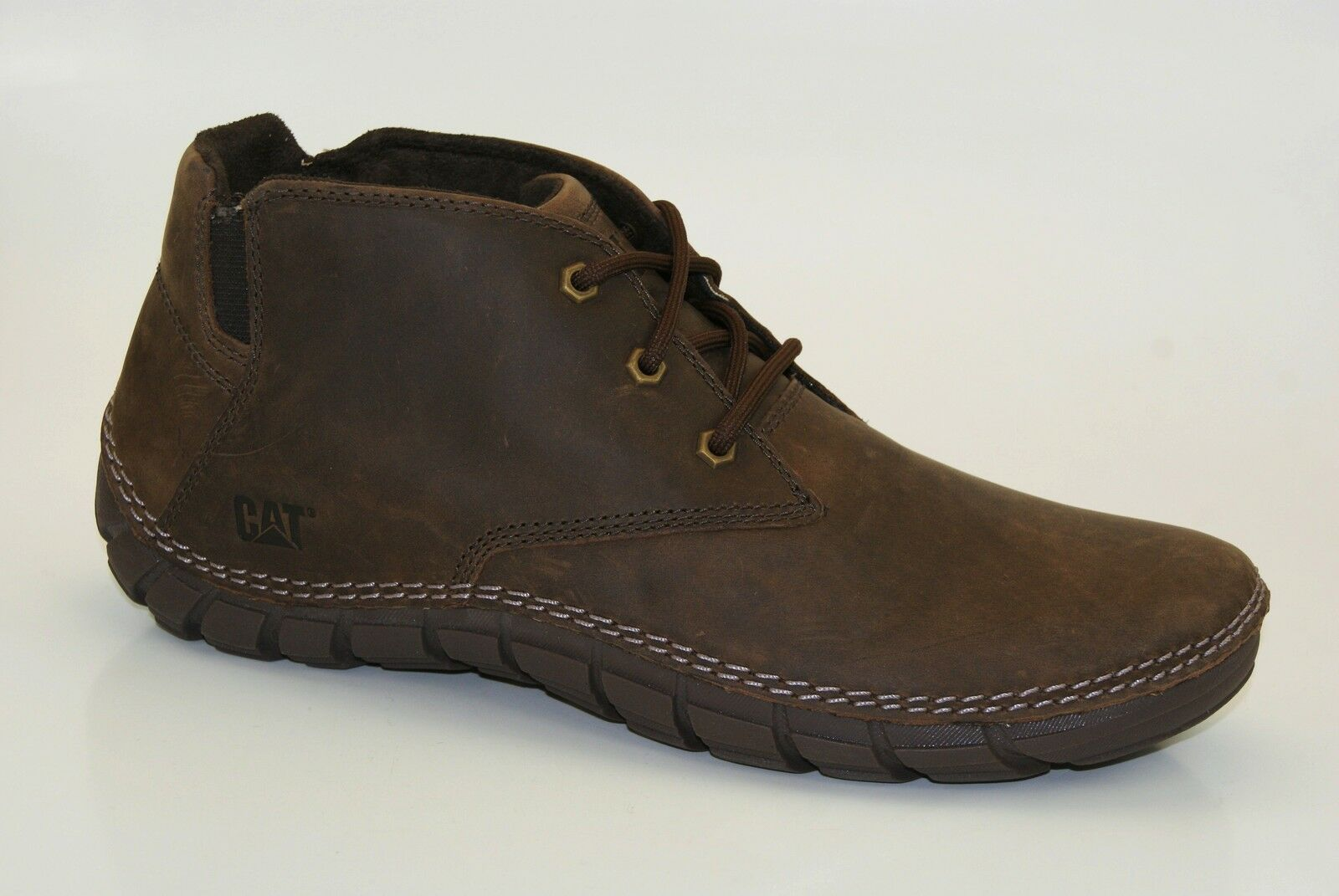 CAT Caterpillar Dryton Chukka Boots 46 US 13 Herren Schnürschuhe Schuhe P717870