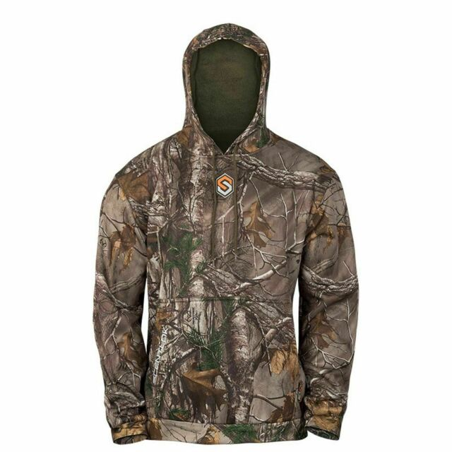 6df9d81633ac4 ScentLok Alpine Men's Hoodie Sweatshirt W/carbon Alloy Tech Realtree ...