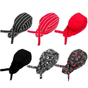Hut-Kopfbedeckung-Berufsbekleidung-Heiss-Kochmuetze-Kochhut-Kueche-Koch-Muetze