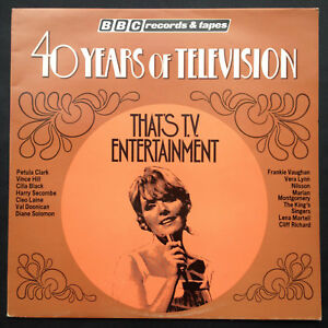 THAT-039-S-TV-ENTERTAINMENT-40-Years-Of-Television-LP-BBC-Soundtracks-Petula-Clark