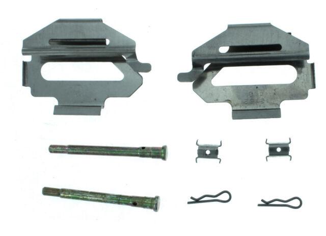 Disc Brake Hardware Kit Rear Centric 117.45046