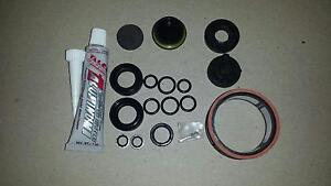 Details about Tuff Torq K46, T40 Seal Kit Lawn Tractor Transmission Seal  Repair 1A646099140