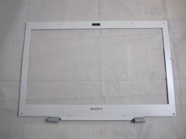 Display Front abdeckung Rahmen Blende 012-100A-9352-A für Sony Vaio SVS15  NEU