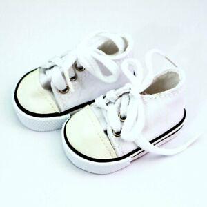 Puppen-Schuhe-Turnschuhe-Sneakers-Chucks-Canvas-Leinenschuhe-5-cm-lang-Nr-195