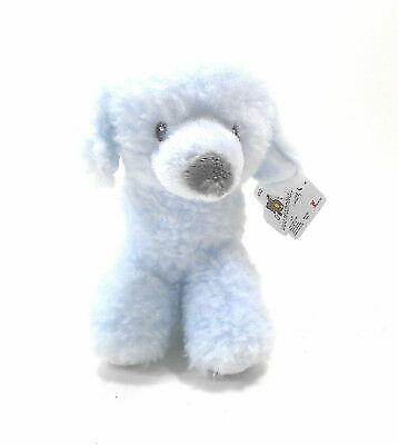 Baby GUND Fluffy Cream Puppy Dog Plush Lovey Toy Rattle #4040364 Fluffey  for sale online | eBay