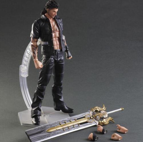 Square Enix Play Arts Kai Final Fantasy XV Gladiolus Amicitia figure