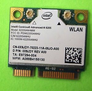 Alienware M14x Notebook Intel 6205 WiFi Driver for PC