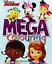 Libro Para Colorear Mega historias Disney Pixar Cars Princesa Avengers Paw Patrol
