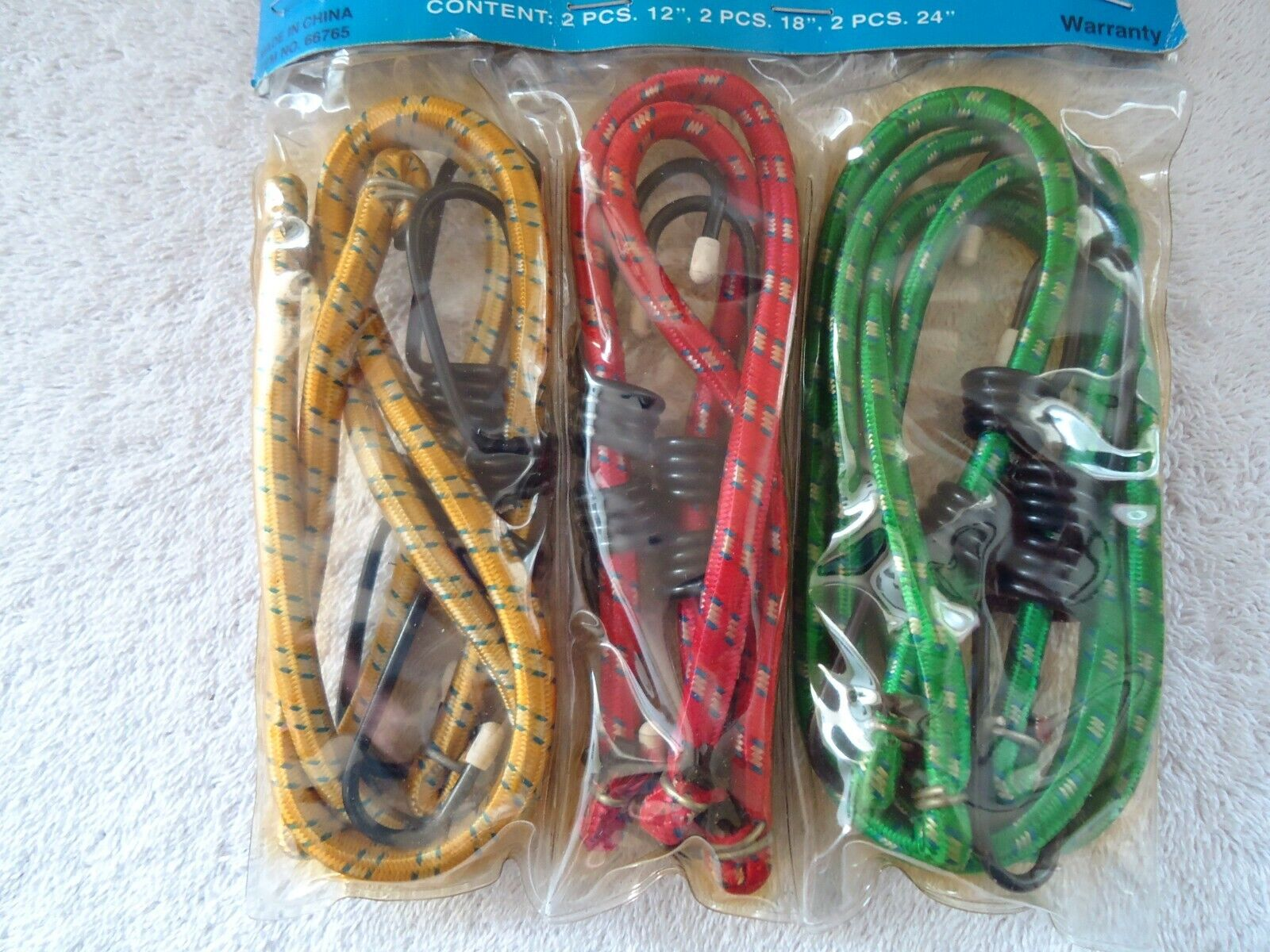 Highland 18 Camouflage Bungee Cord 2 piece 9205100